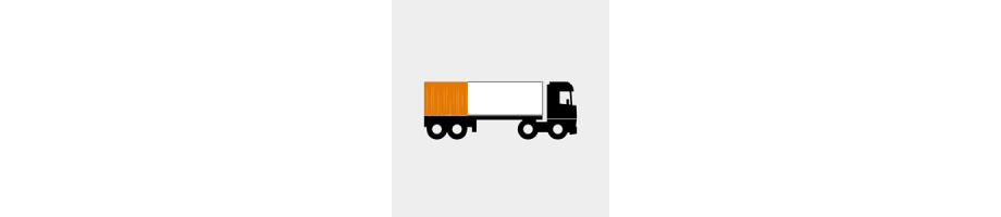 Productos para Camiones de Lona - Sujeción de Carga