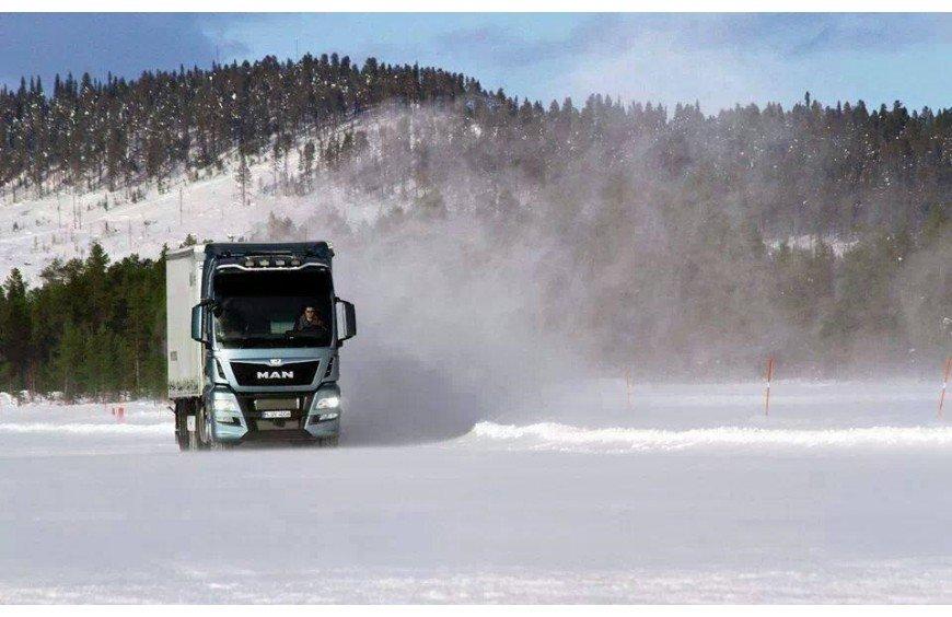 5 Consejos Para La Conducción En Hielo Y Nieve