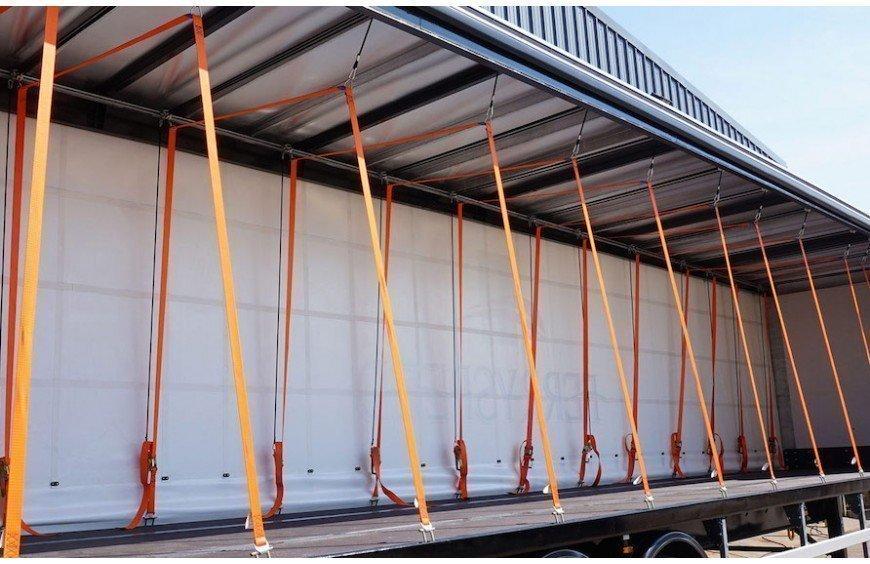 La estiba de cargas en camión: Nueva normativa