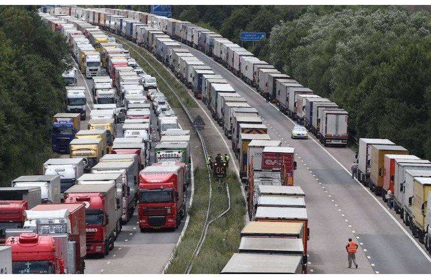 El Transporte de Mercancías Continúa Creciendo en España