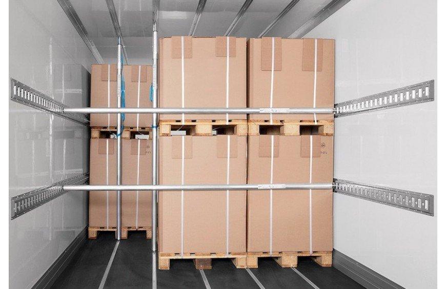 7 métodos de sujeción de carga por bloqueo