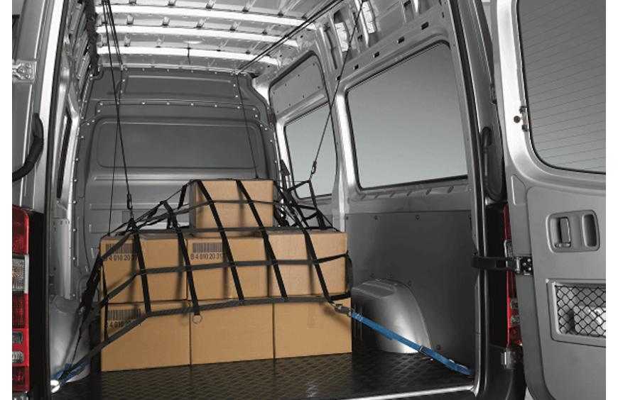 Consejos para la carga de furgonetas